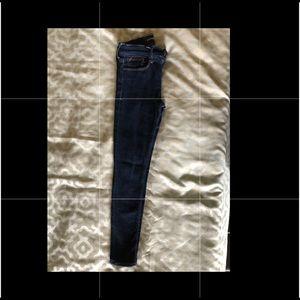 Express jean leggings size 00 🌺